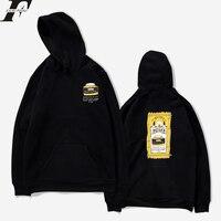 LUCKYFRIDAYF BTS Love Yourself Spring Hoodies Sweatshirts Bangtan Boys Women Men Outwear Hoodies Anime Hip Hop