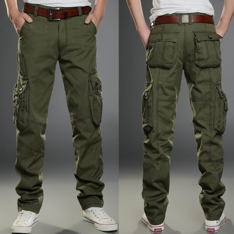 Online Get Cheap Military Khaki Cargo Pants -Aliexpress.com ...