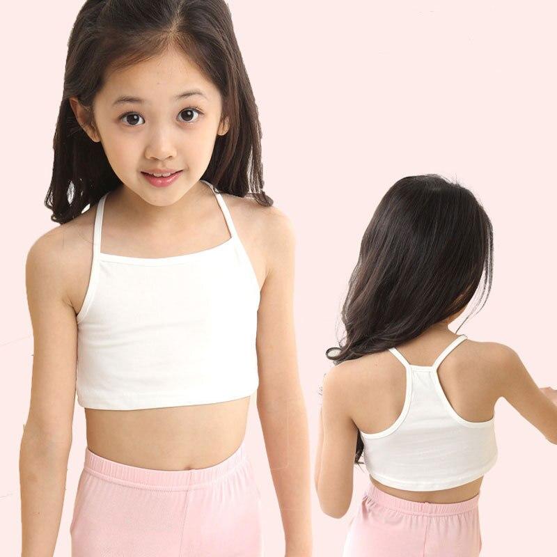 Cotton Girls Tank Top 4 12 Years Underwear For Children Girl Undershirts  Kids Singlets Baby Camisoles Bra Teenager|baby camisoles|girls tank  topsunderwear for children - AliExpress
