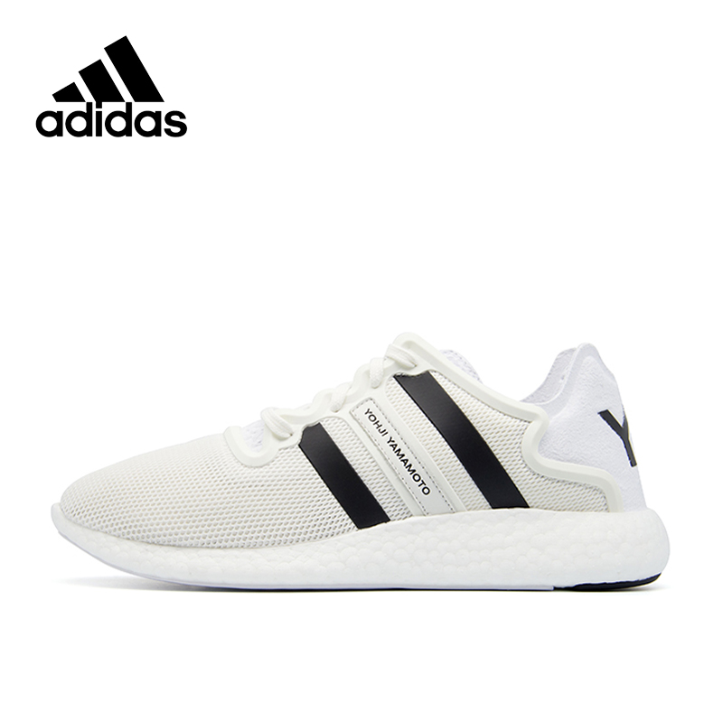 Original New Arrival Authentic Adidas Y-3 Youji Run Boost Mens Running Shoes Sports Sneakers Outdoor Walking Jogging Athletic