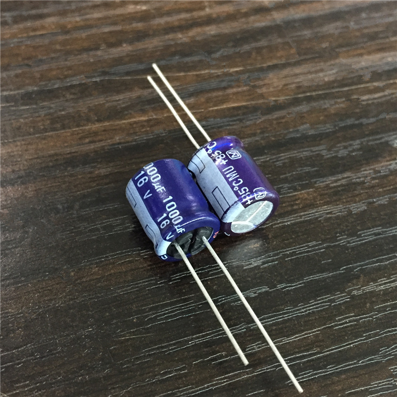<font><b>50pcs</b></font> <font><b>1000uF</b></font> <font><b>16V</b></font> U Series 10x12.5mm 16V1000uF High quality Audio capacitor image