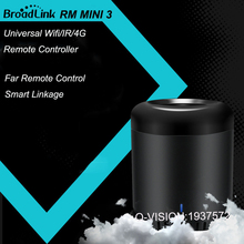 Broadlink RM Mini3 Smart Home Automation Universal Intelligent WiFi IR 4G Wireless Remote Controller for Android