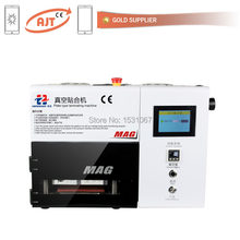 KO MAG Vacuum Laminating Machine with Built in Pump OCA Laminator and Bubble Remover Machine(China)