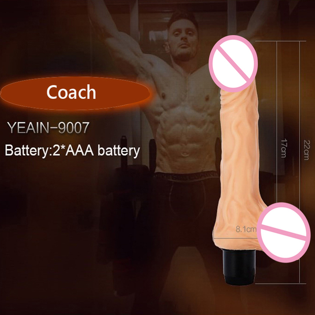 G-spot Dildo Vibrator Sex Toys for Woman Male Artificial Penis Real Feeling Gay Anal Big Dildo 7 Types for Female Masturbator