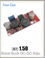 5 sztuk ultra-mały rozmiar DC-DC obniżanie mocy moduł zasilający 3A regulowana przetwornica dla Arduino wymień LM2596 7