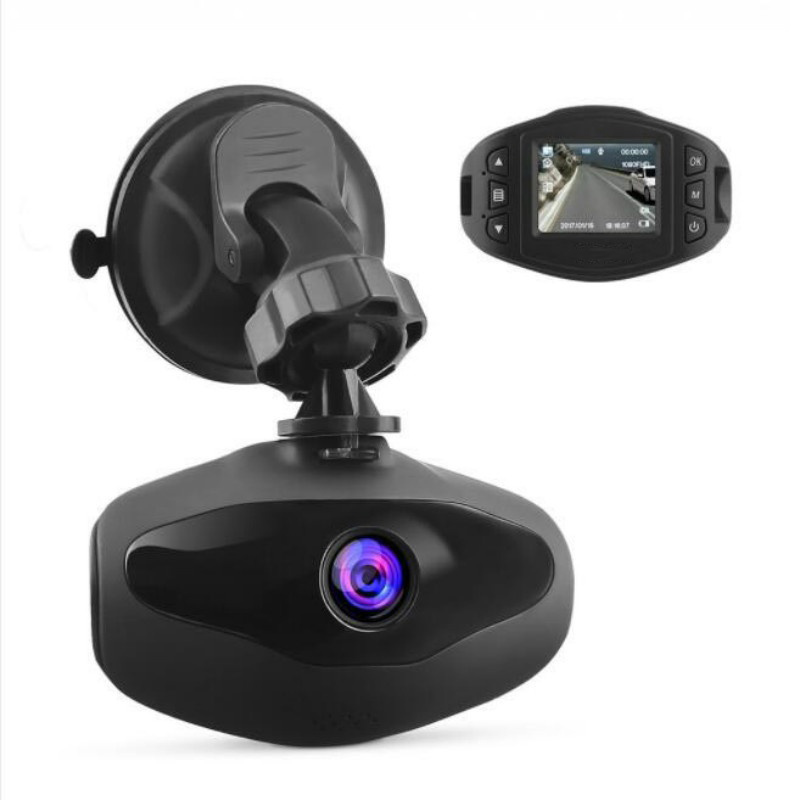Mini Dash Camera FHD 1080P Glass Lens Car DVR Recorder 170 degree View Angle 1.5 Inch LCD Screen Vehicle Dash Cam with G Senso
