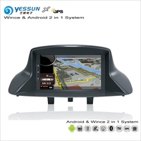 YESSUN For Renault Megane III / Scenic III 2010~2013 Car Android Radio CD DVD Player GPS Navi Map Navigation Audio Video Stereo