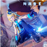 Love Live School Idol Project Ayase Eli Cos Anime Party Cosplay Costume Uniform