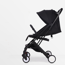 цена RU free ship! 2018 Baby stroller ultra light portable can sit reclining mini baby umbrella folding stroller онлайн в 2017 году