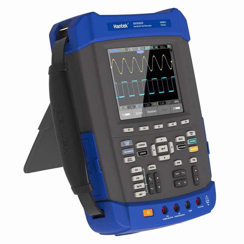 Hantek DSO8152E 6 in 1 100MHz Oscilloscope Multi-Function Spectrum Analyzer/Frequency Arbitrary Waveform Generator DSO8152E цены