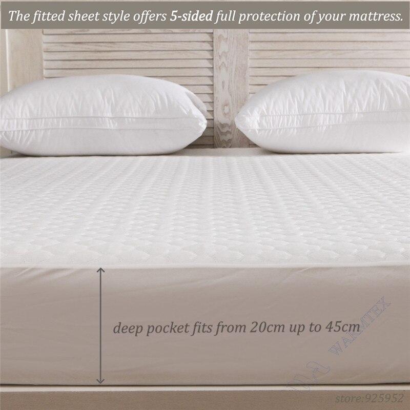 190x120cm beautiful jacquard cloth waterproof/ mattress cover 100% Waterproof A