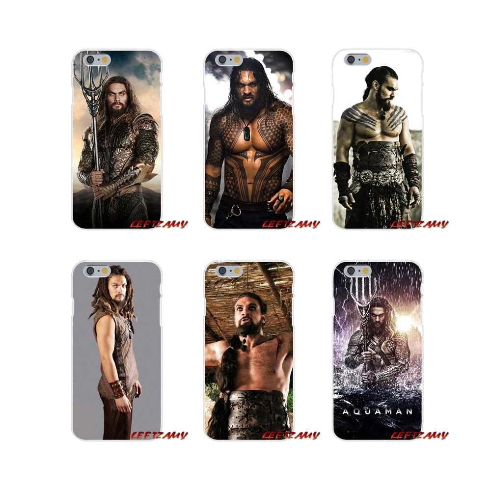 Handsome man Jason Momoa For Huawei P Smart Plus Mate Honor 7A 7C 8C 8X 9 P10 P20 Lite Pro Accessories Phone Shell Covers