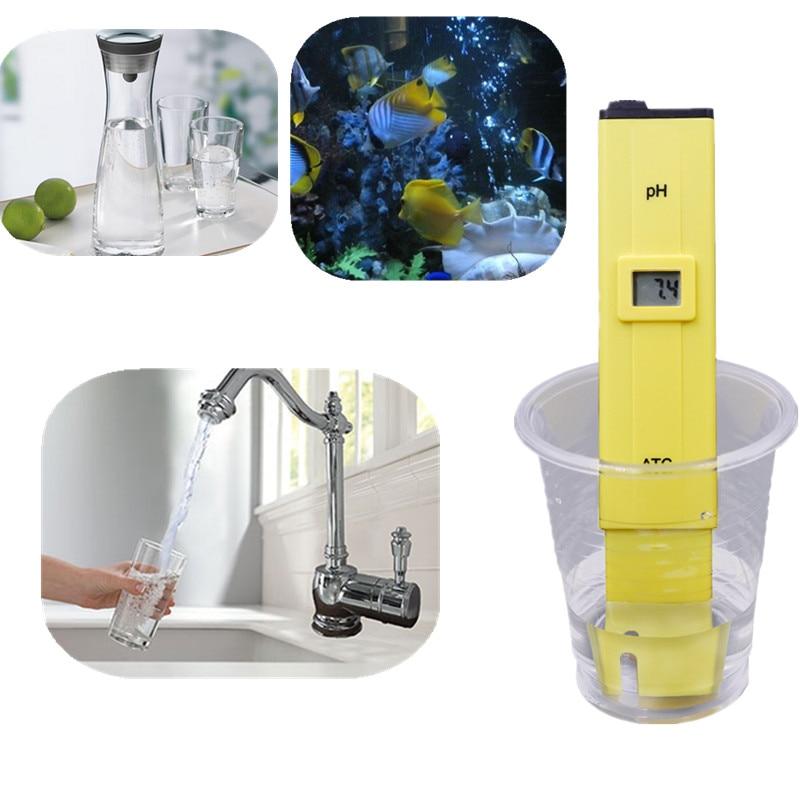 PH-009 PH Měřič kvality vody Tester kyselosti Tester vodní bazén - Měřicí přístroje - Fotografie 6