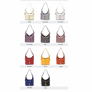 Image 2 - 100% Genuine Leather Small Womens Shoulder Bags Female Small Handbag Ladies Cross Body Messenger White Beige Bag