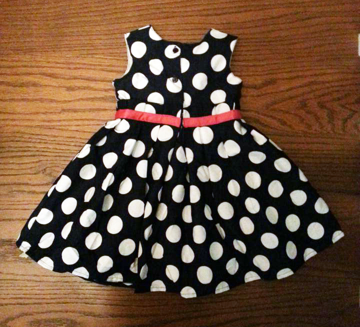 New Summer Brand Girls Dress Polka Dot Print 100% Cotton Kids Casual Dress Princess Sleeveless Children Dress for New Year brabantia brabantia 389146