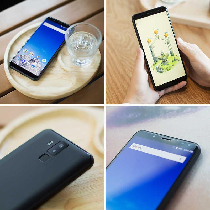 Vernee X 6GB RAM 128GB ROM Smartphone Face ID Android 7,1 Octa Core 6,0 pulgadas 18:9 FHD 2160x1080P cuatro cámaras. 6200mAh teléfono