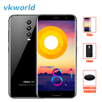 Vkworld K1 4G Smartphone Android 8.1 21MP 3 Rear Camera Mobile Phone Octa Core 4G+64GB Wireless Quick Charge 4040mAh Cell Phones