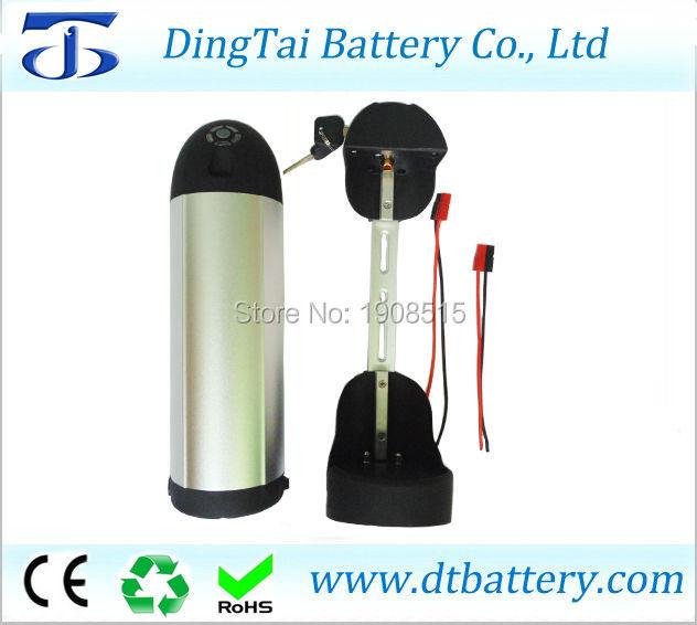 High power dolphin/bottle down tube electric bike battery 48V 14Ah ...