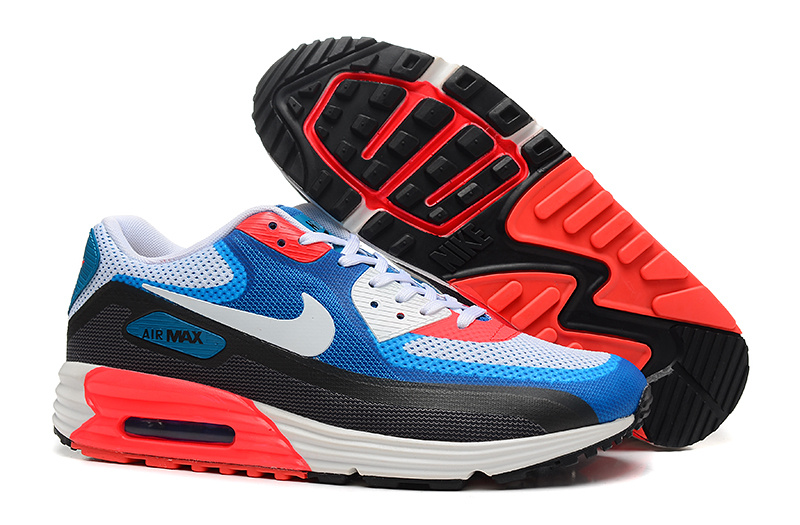 2016 Nike Air Max LUNAR 90 25 anniversary men Running Shoes Sports Shoes Free Shipping