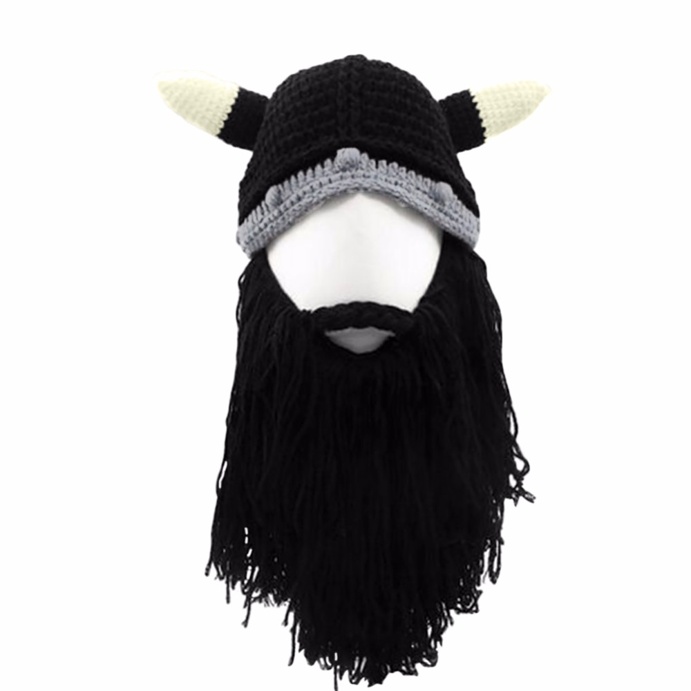 81804bc27327e Homemade Knit Hat Beard Related Keywords   Suggestions - Homemade ...
