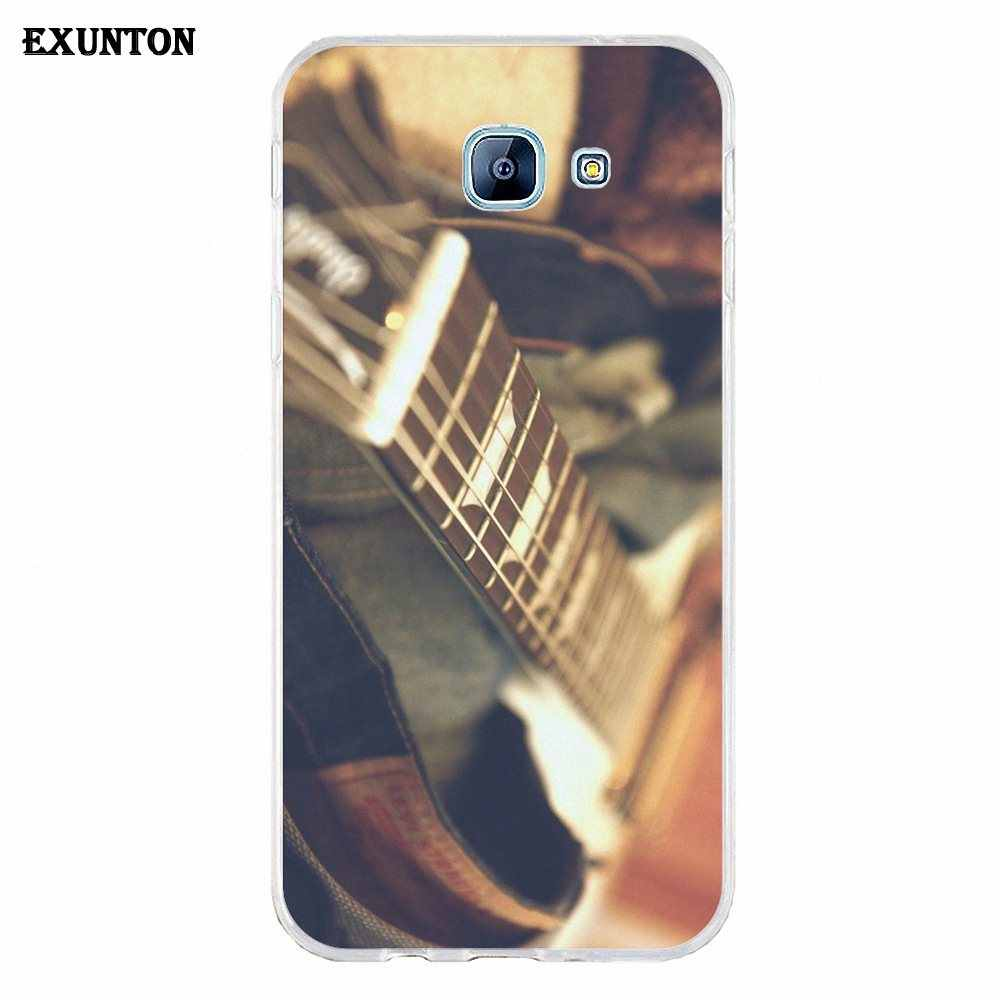 Soft Skin Paintin For Xiaomi Redmi Note 2 3 3S 4 4A 4X 5 5A 6 6A Pro Plus Super Shining Day Discount Guitar