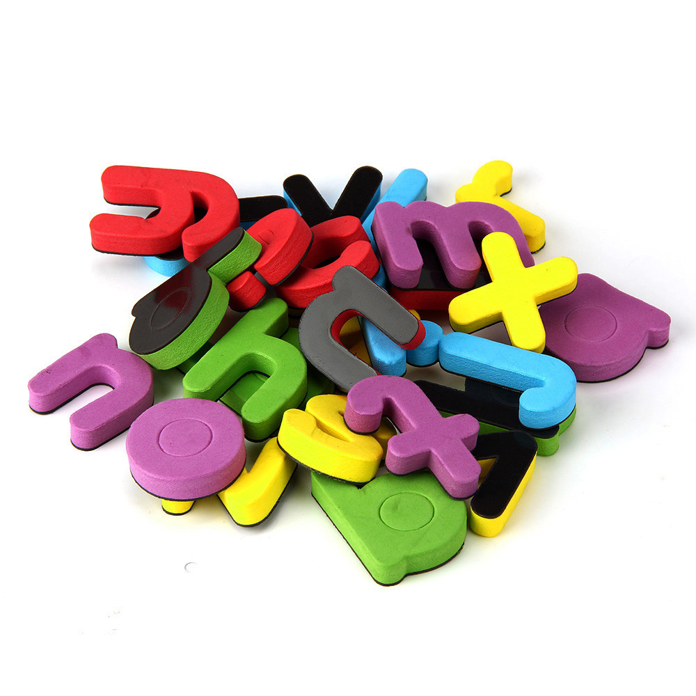 HIINST 26 букв магнит на холодильник Малыш Детские развивающие игрушки для ванной игрушки елочные игрушки OCT20HY