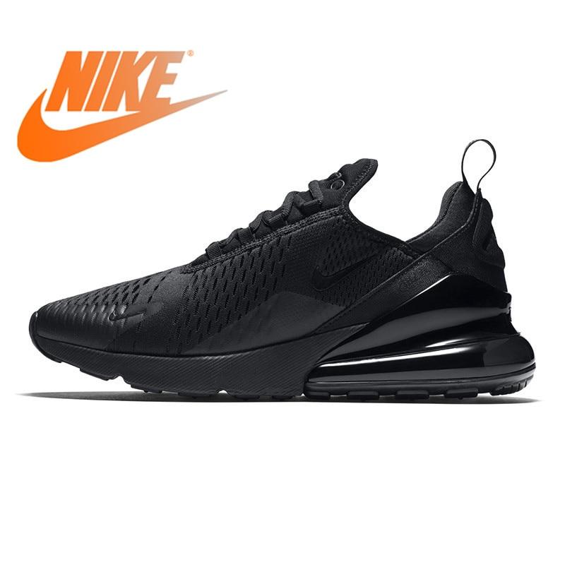 Original Nike Air Max 270 zapatos transpirables para correr