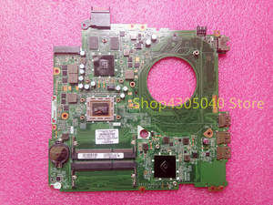BiNFUL 766715-001 766715-501 766715-601 DAY23AMB6C0 For HP 15-P Laptop Motherboard