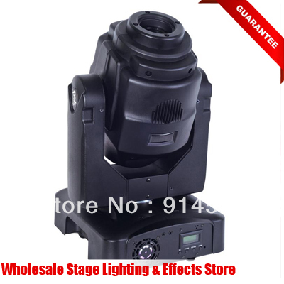 Free Shipping Best 60W Lumileds LED Moving Head Lighting with 3-Facet Rotating Prism and Auto Zoom