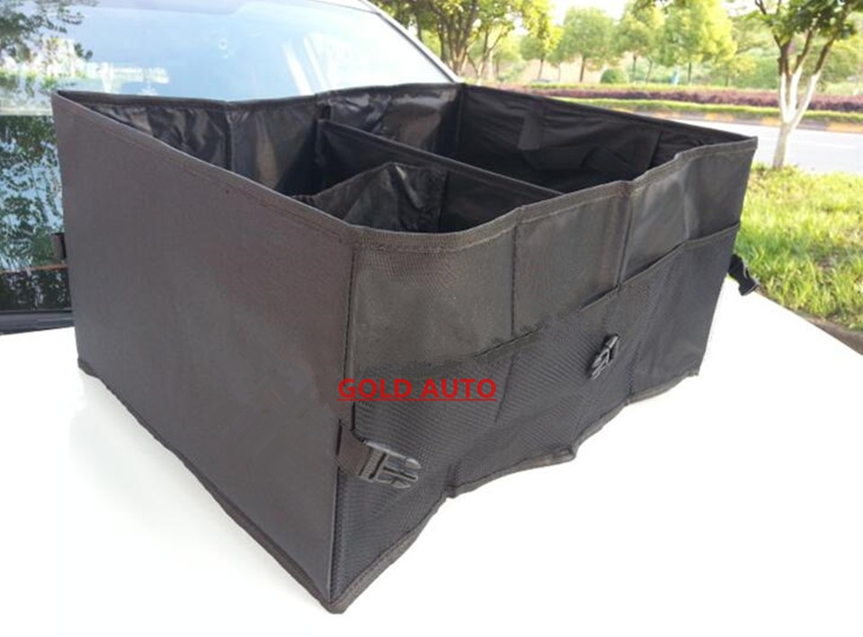 Car Storage Box Car Trunk Folding Storage Bag Car Glove Box Car Article Storage Car Kits Practical And Durable Multifunction 9