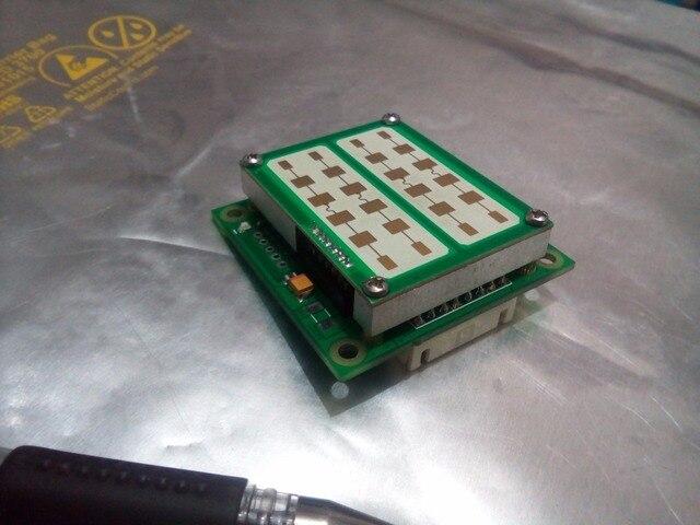 CFK401KIT, низкое энергопотребление/высокая чувствительность K-полосный 24 ГГЦ скорости радар датчик