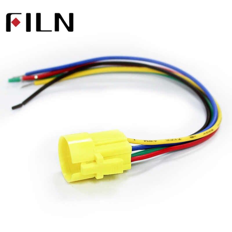 19mm 12 v LED noir shell métal bouton poussoir interrupteur tableau de bord personnalisé moitié de soleil symbole C40 voiture course interrupteur