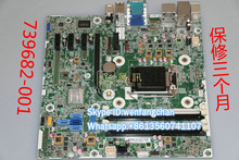 Free shipping 600 G1 Motherboard 739682-001 739682-501 739682-601 696549-002 W8Pro 100% tested