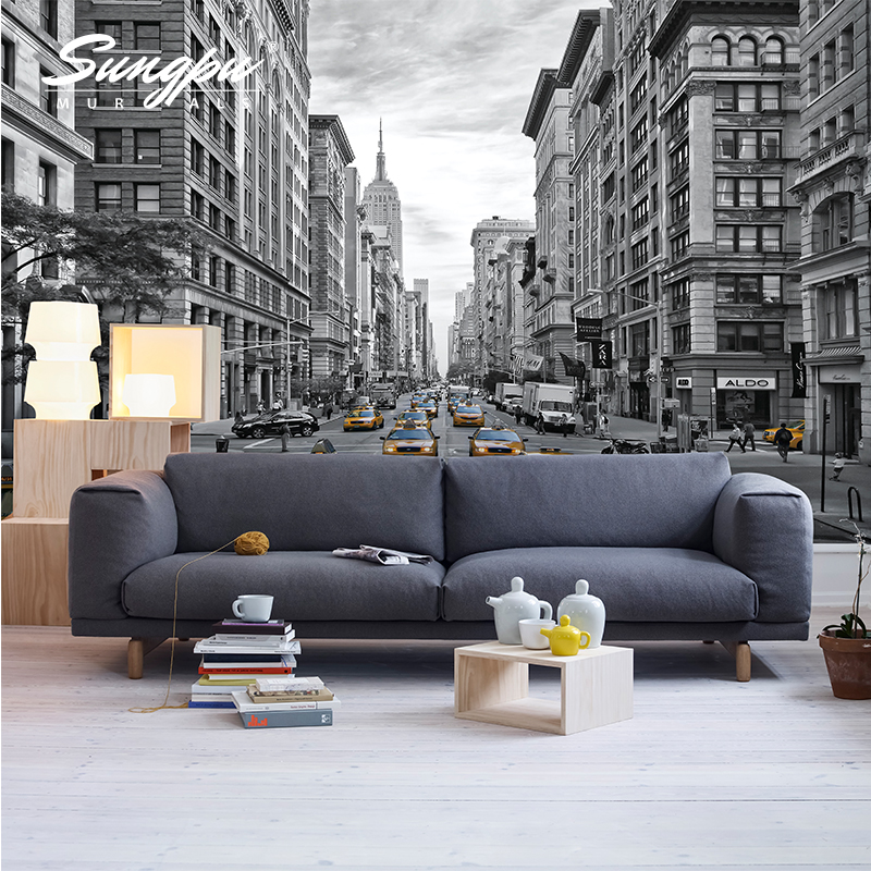 Wallpaper Of Wall: 3d Wallpaper Wall Mural HD Beautiful Bedroom Living Room