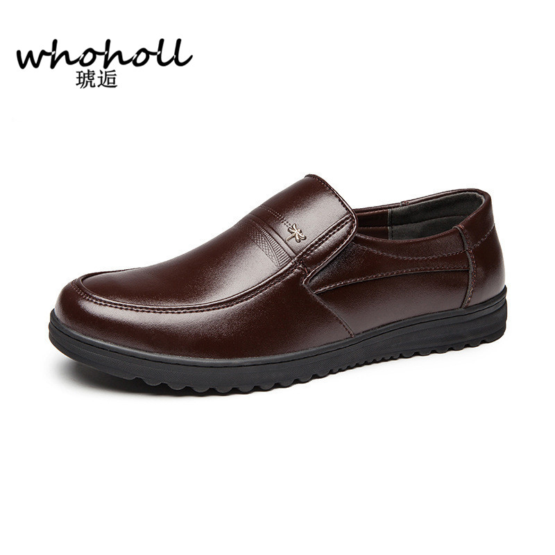 Size 38-44 Men England Fashion Man-made Leather Casual Shoes Office Working Breathe Black Brown Flat Shoes Loafers Free Shipping casual shoes men breathable new fashion men dress shoes good quality working shoes size 38 44 aa30064