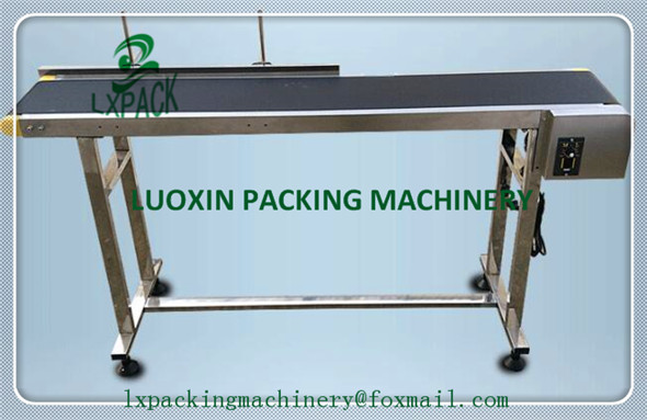 LX-PACK Lowest Factory Price printer holder coder date barcode coding machine Stand Automatic High Speed Conveyor full sets lx pack lowest factory price pagination conveyor page machine for inkjet printer paging machine page separating machine stand