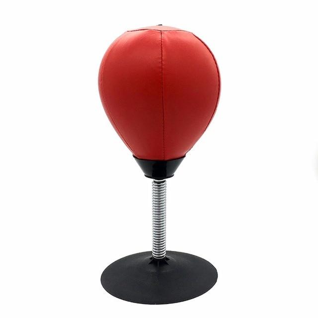 Desktop Punching Ball/Stress Reliever Desktop Punching Bag/High Strenth/ Office Stress Relief