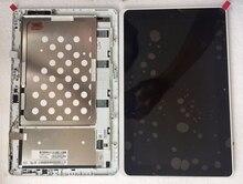 Piezas usadas LP101WH4 pantalla Completa LCD y Pantalla Táctil Digitalizador asamblea con Marco para ACER Iconia W510 trabajar prefectamenta