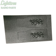20X Spina Lato Etichetta per DEP550 Xir P6620i P6620 Involucro