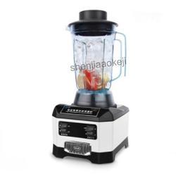 Коммерческий профессиональный миксер SJ-M502S смузи машина многофункциональный соковыжималка прибор для взбивания 1.7L 220V 1250W 1 шт