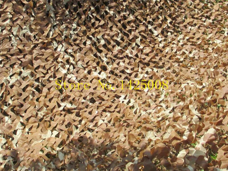 Vário tamanho de caça acampamento camuflagem militar net gota do carro rede deserto camo rede para fotografia militar frete grátis