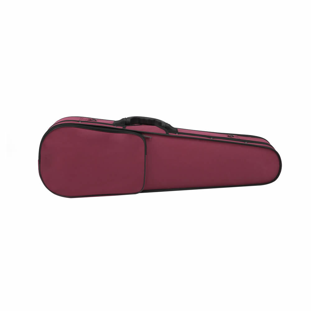 Oxford Fabric 3/4 4/4 Portable Violin Case Cover Fiddle Box Bag with Red Velvet For Violin Parts AccessoriesOxford Fabric 3/4 4/4 Portable Violin Case Cover Fiddle Box Bag with Red Velvet For Violin Parts Accessories