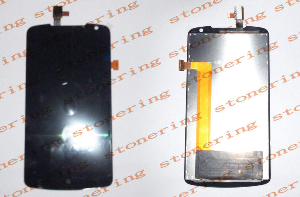 New LCD Display and Touch Screen Digitizer Assembly For Lenovo S920 Cell Phone lenovo s920