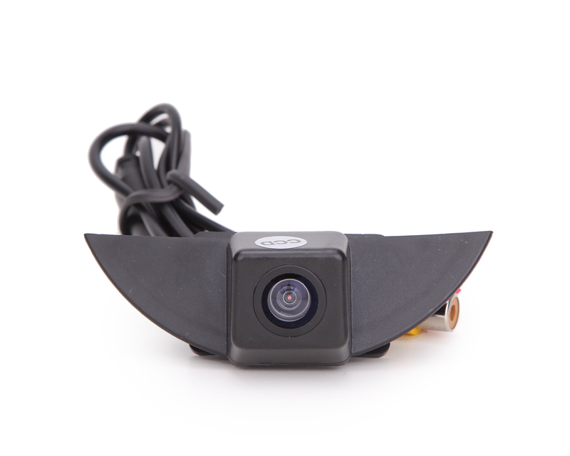 CCD Car Parking Camera For Nissan Auto Backup Parking Front View Monitor Sensor Parking System With Night Vision Free Shipping