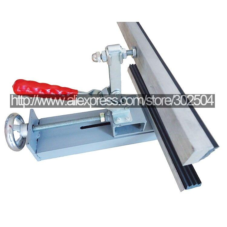 New 4 Pcs manual mesh stretcher screen printing stretching