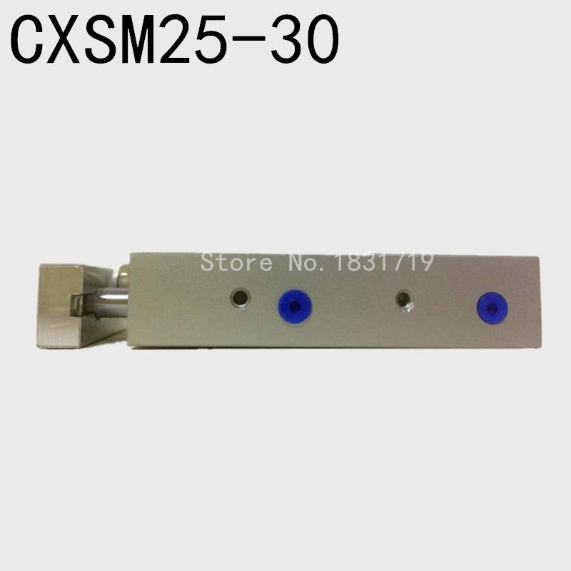 все цены на SMC type CXSM25-30 CXSM25*30 double cylinder / double shaft cylinder / double rod cylinder CXSM 25-30 онлайн