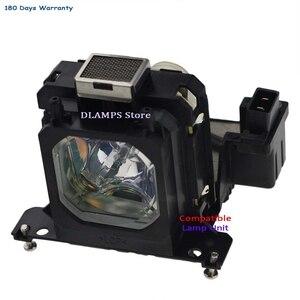 Image 5 - Alta Qualidade lâmpada de Substituição com habitação para Sanyo PLV Z2000 POA LMP114 PLV Z700 PLV Z3000 PLV Z4000 PLV Z800 projetores