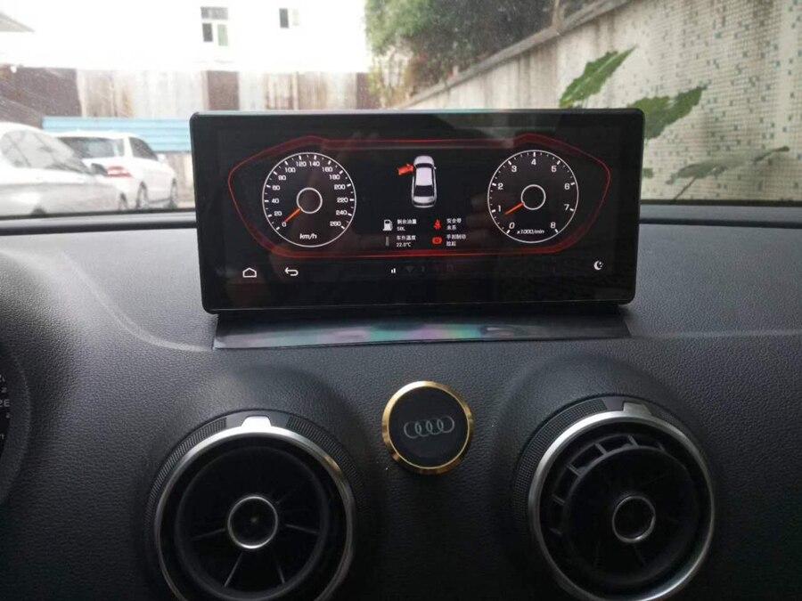 Премиум аудио устройства стерео навигации для Audi A3 2014 2017 8,8 Ху gps Радио 8 core android 8,0 мультимедийный плеер bluetooth