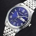 Luxury Brand Amuda Men's Watch Date Day Stainless Steel Relojes Luminous Hour Dress Men Casual Quartz Watch Sport Wristwatch