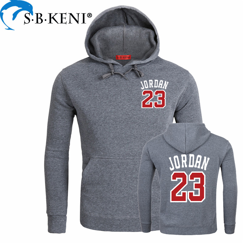Harajuku Sweatshirts Print Jordan 23 Sportswear USA Fashion Men/Women Hooded Lining Unisex Pullovers Tops 2018 Bts Kpop Hoodies